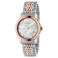 Kaufen Sie Gucci Damenuhr G-Timeless Small YA126514 Quartz