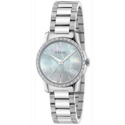 Kaufen Sie Gucci Damenuhr G-Timeless Small YA126525 Quartz
