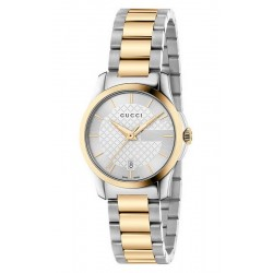 Gucci Damenuhr G-Timeless Small YA126563 Quartz