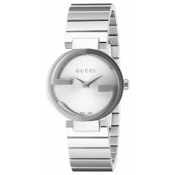 Gucci Damenuhr Interlocking Small YA133503 Quartz