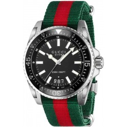 Kaufen Sie Gucci Herrenuhr Dive XL YA136206 Quartz