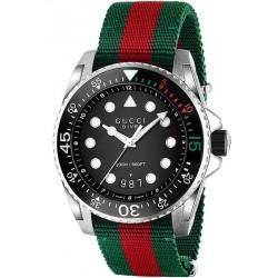 Kaufen Sie Gucci Herrenuhr Dive XL YA136209 Quartz