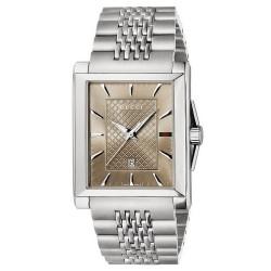 Kaufen Sie Gucci Herrenuhr G-Timeless Medium YA138402 Quartz