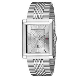 Kaufen Sie Gucci Herrenuhr G-Timeless Medium YA138403 Quartz