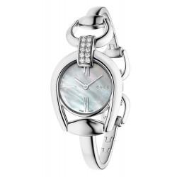 Gucci Damenuhr Horsebit Small YA139504 Quartz