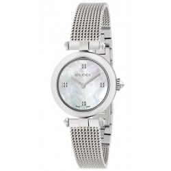 Kaufen Sie Gucci Damenuhr Diamantissima Small YA141504 Quartz