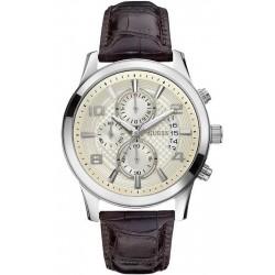 Kaufen Sie Guess Herrenuhr Exec Chronograph W0076G2