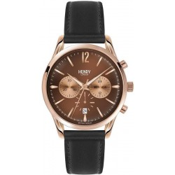 Kaufen Sie Henry London Herrenuhr Harrow HL39-CS-0054 Chronograph Quartz