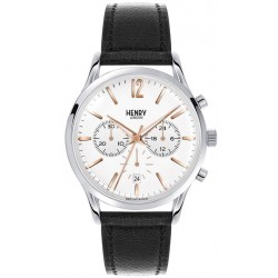 Kaufen Sie Henry London Herrenuhr Highgate HL41-CS-0011 Chronograph Quartz