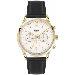 Kaufen Sie Henry London Herrenuhr Westminster HL41-CS-0018 Chronograph Quartz