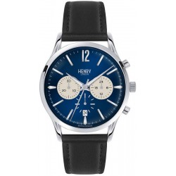 Kaufen Sie Henry London Herrenuhr Knightsbridge HL41-CS-0039 Chronograph Quartz