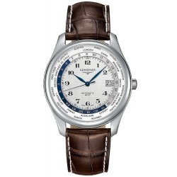 Kaufen Sie Longines Herrenuhr Master Collection GMT Automatik L28024703