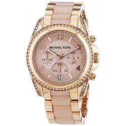 Michael Kors Damenuhr Blair Chronograph MK5943
