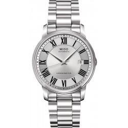 Kaufen Sie Mido Herrenuhr Baroncelli III COSC Chronometer Automatic M0104081103309