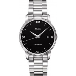 Kaufen Sie Mido Herrenuhr Baroncelli III COSC Chronometer Automatic M0104081105190