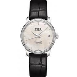 Kaufen Sie Mido Damenuhr Baroncelli III Heritage M0272071610600 Automatik