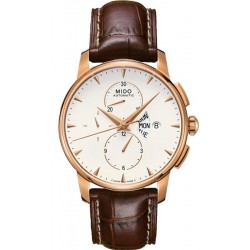 Kaufen Sie Mido Herrenuhr Baroncelli II Automatik Chronograph M860731182