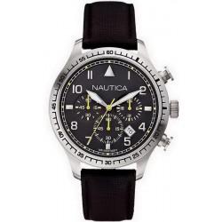Kaufen Sie Nautica Herrenuhr BFD 105 Chronograph A16577G