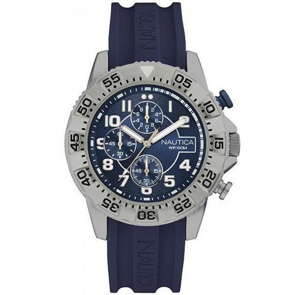 Kaufen Sie Nautica Herrenuhr NSR 104 NAI16512G Chronograph