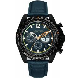Nautica Herrenuhr NMX 1500 Chronograph NAI22507G