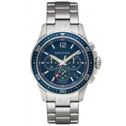 Kaufen Sie Nautica Herrenuhr Freeboard NAPFRB011 Chronograph