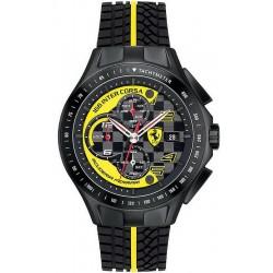 Kaufen Sie Scuderia Ferrari Herrenuhr Race Day Chrono 0830078