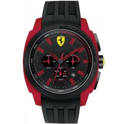 Kaufen Sie Scuderia Ferrari Herrenuhr Aerodinamico Chrono 0830115