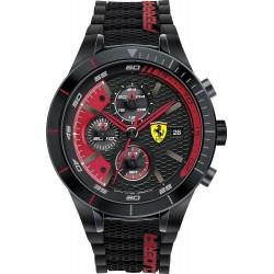 Kaufen Sie Scuderia Ferrari Herrenuhr Red Rev Evo Chrono 0830260