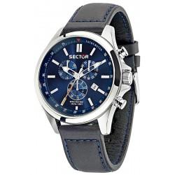 Kaufen Sie Sector Herrenuhr 180 R3271690014 Quarz Chronograph