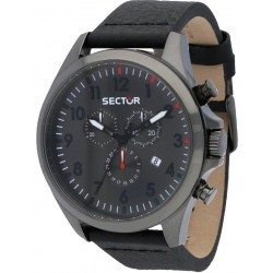 Kaufen Sie Sector Herrenuhr 180 R3271690026 Quarz Chronograph