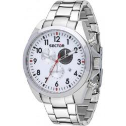 Kaufen Sie Sector Herrenuhr 180 Quarz Chronograph R3273690010
