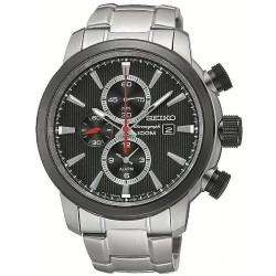 Kaufen Sie Seiko Herrenuhr Neo Sport Alarm Chronograph Quartz SNAF47P1