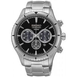 Kaufen Sie Seiko Herrenuhr Neo Sport SRW035P1 Chronograph Quartz