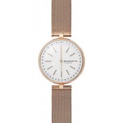 Kaufen Sie Skagen Connected Damenuhr Signatur T-Bar SKT1404 Hybrid Smartwatch