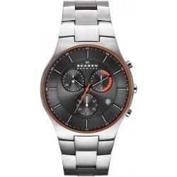 Kaufen Sie Skagen Herrenuhr Balder Titanium SKW6076 Chronograph
