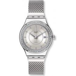 Kaufen Sie Swatch Damenuhr Irony Sistem51 Sistem Stalac Automatik YIS406G