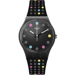 Kaufen Sie Swatch Damenuhr Gent Boule A Facette GB305