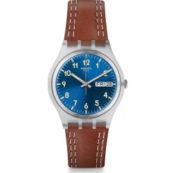 Kaufen Sie Swatch Herrenuhr Gent Windy Dune GE709