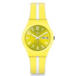Kaufen Sie Swatch Unisexuhr Gent Lemoncello GJ702