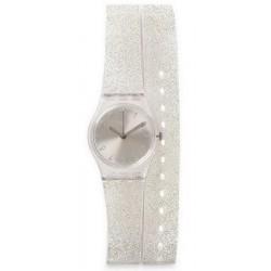 Swatch Damenuhr Lady Silver Glistar LK343