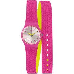 Swatch Damenuhr Lady Fioccorosa LP143