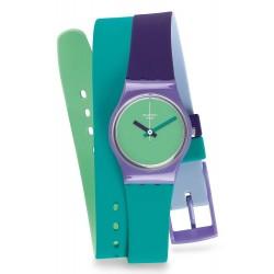 Swatch Damenuhr Lady Fun In Blue LV117