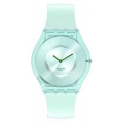 Swatch Damenuhr Skin Classic Sweet Mint SS08G100