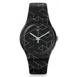 Kaufen Sie Swatch Unisexuhr New Gent Cnosso SUOB161