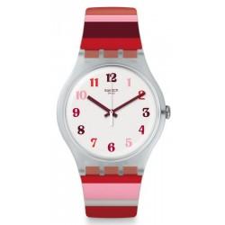 Kaufen Sie Swatch Damenuhr New Gent Tramonto Occaso SUOK138