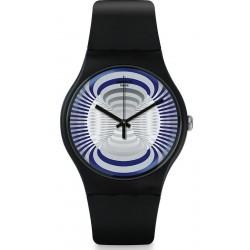 Swatch Unisexuhr New Gent Microsillon SUON124