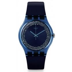 Swatch Damenuhr New Gent Blusparkles SUON134