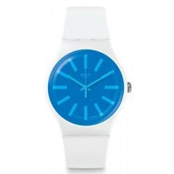 Kaufen Sie Swatch Unisexuhr New Gent Glaceon SUOW163