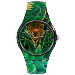 Swatch Uhr MoMA The Dream by Henri Rousseau SUOZ333