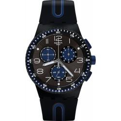 Kaufen Sie Swatch Herrenuhr Chrono Plastic Kaicco SUSB406